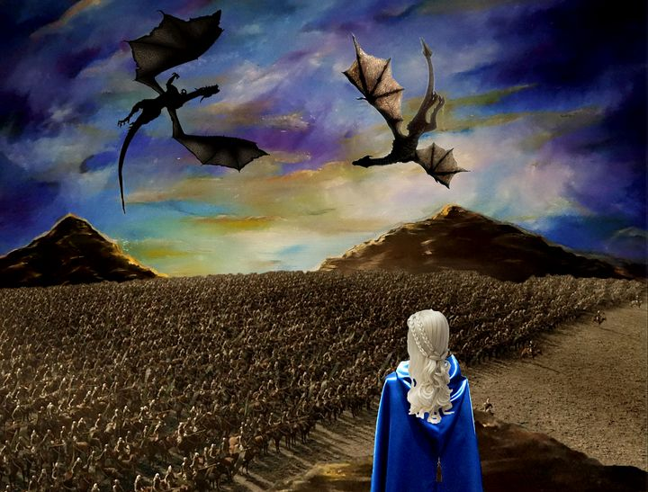 Army of Dragons - Klinefelter Creations