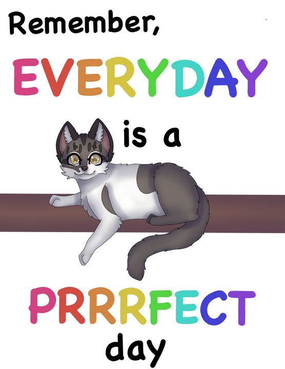 Everyday is a Prrrfect Day - Inu_diaries_wolf