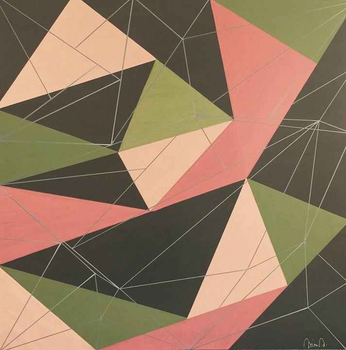Geometry-Harmony of Chaos - EcoDecoArt