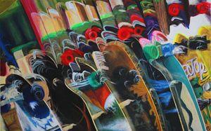 Skateboards - Brandonorbanoskyart.com