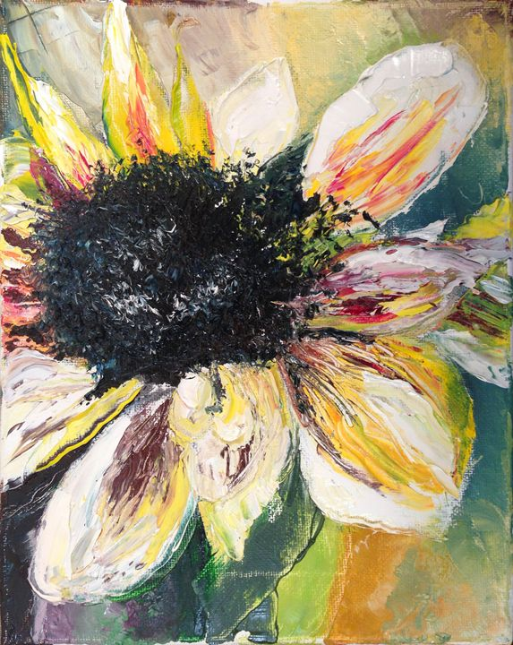Flower - Brandonorbanoskyart.com
