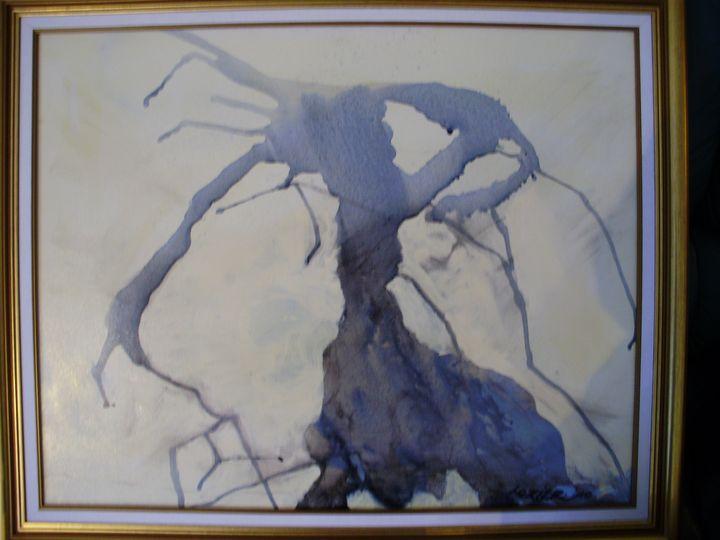 centaur,burnt ideas - Richard Alan Lozier
