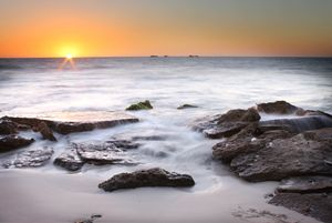 Burns Beach sunset
