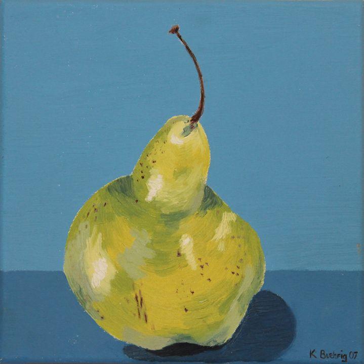 Take a bite - pear - Just Add Colour