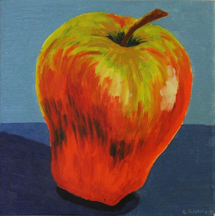 Take a bite - apple - Just Add Colour