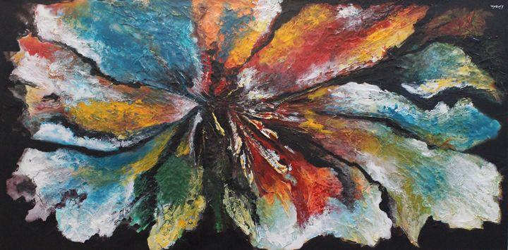 Rainbow Flower - NEDA