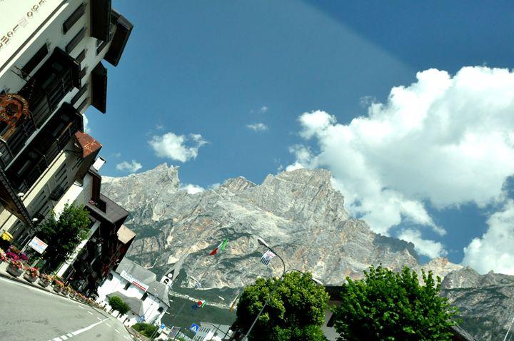 Mountains of Cortina D'Ampezzo - Adi Starr