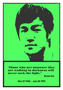 Bruce Lee - philosopher