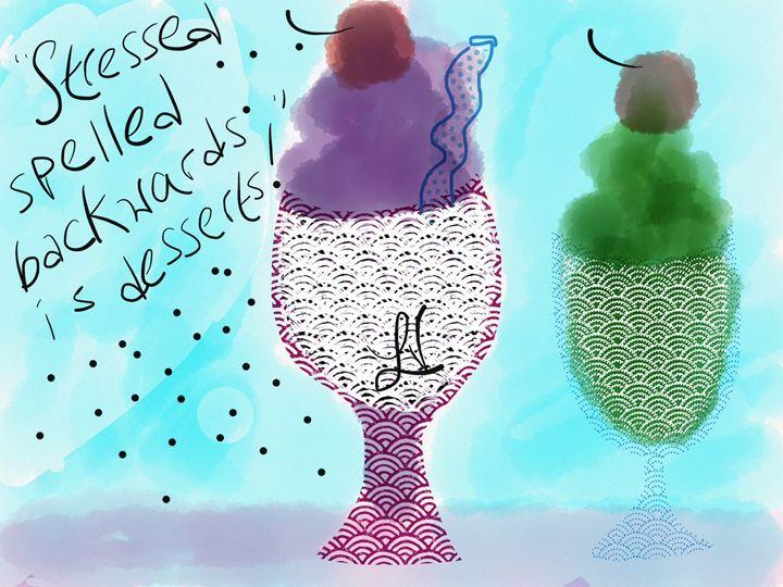 Desserts - Lesley Vixen