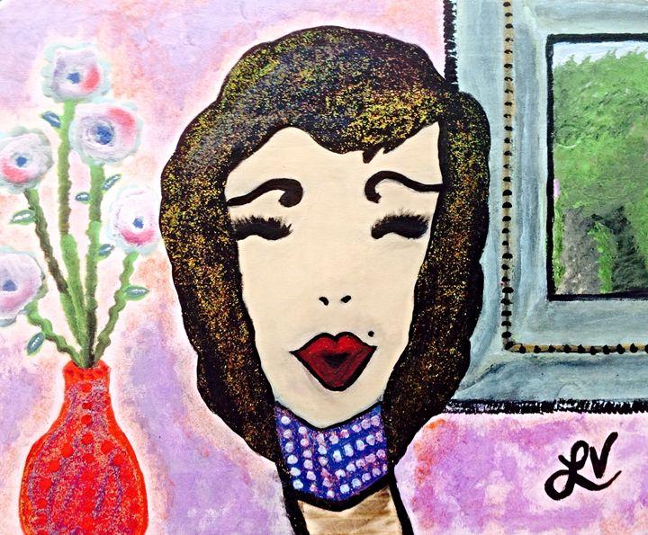 Fashionista - Lesley Vixen