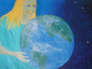 Goddess Legend Art Pal 7-2020