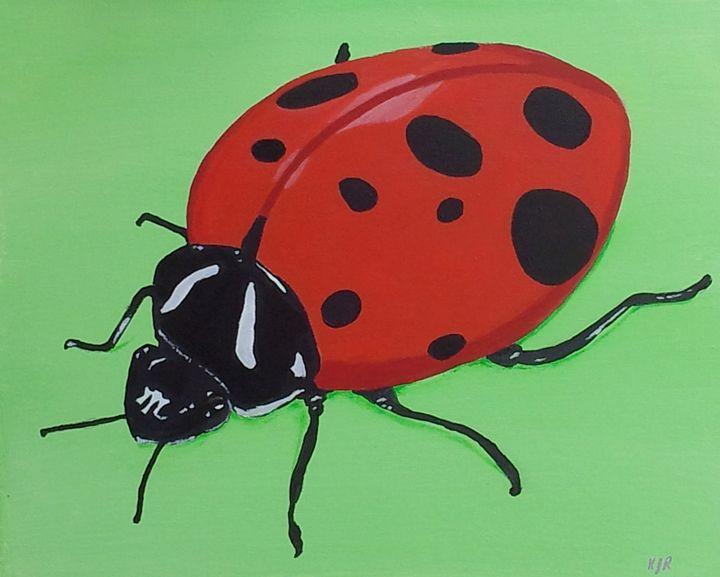 Lady Bug - Kenneth Regan