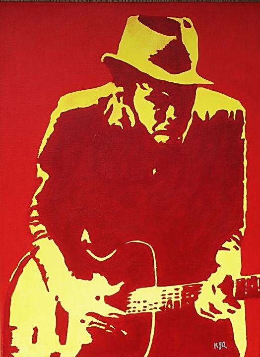 Tom Waits - Kenneth Regan