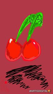 """2 """"Cherry signs"""" 🍒"""