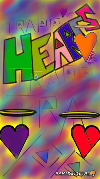 Trapp heart's - Art is digital