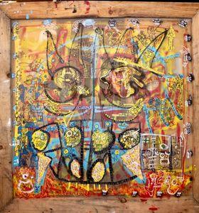 """""""NY Art Show Hell"""""""