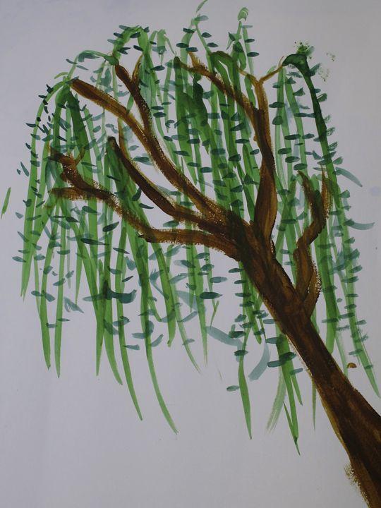Raining tree - KHẢI GALLERY \