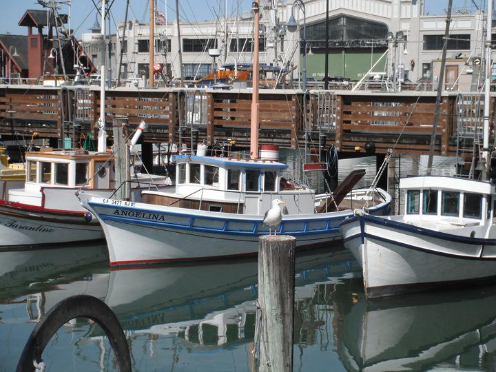 Fisherman's Wharf San Francisco - Fulcrum