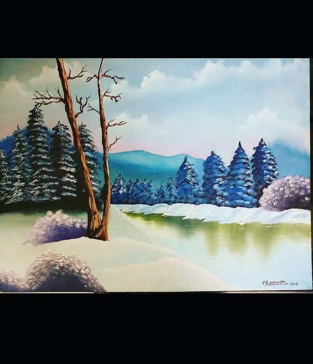 Winter Morning - Chilli Arts