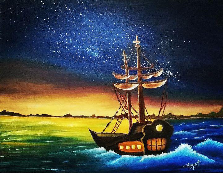 Land Ahead!! - Chilli Arts
