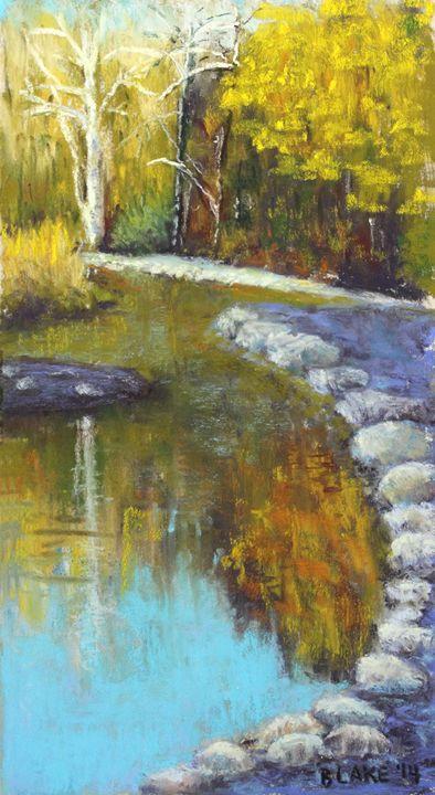 Brookside Gardens, 2 - Debra Blake Arts