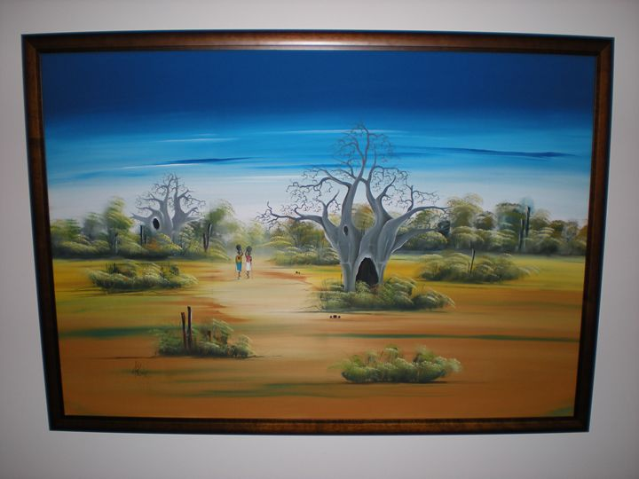 Lucky Tree - African Gallery