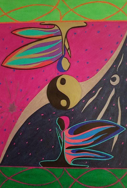 The Sisters Of Night & Day - BeeBeeRockZ69