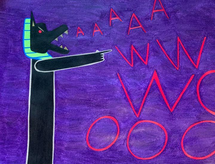 Jackal Howl #29 - BeeBeeRockZ69