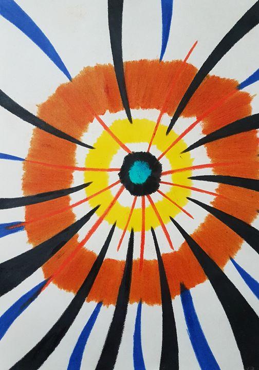 Blue Stripes - BeeBeeRockZ69