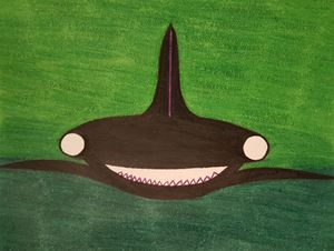The Smiling Shark