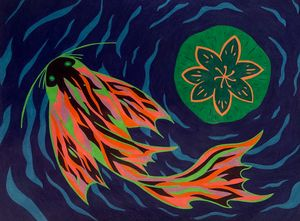 The Orange Fish