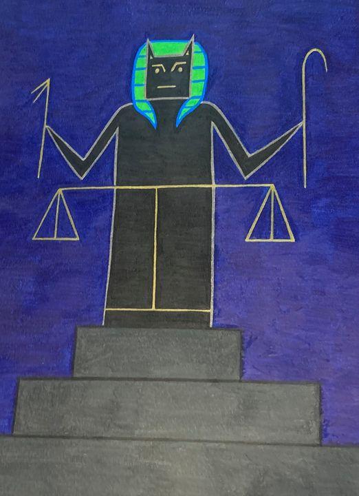 Anubis # 9 - BeeBeeRockZ69