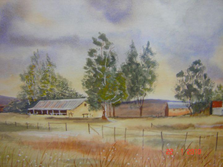 Landscape serenity - Clive Robinson