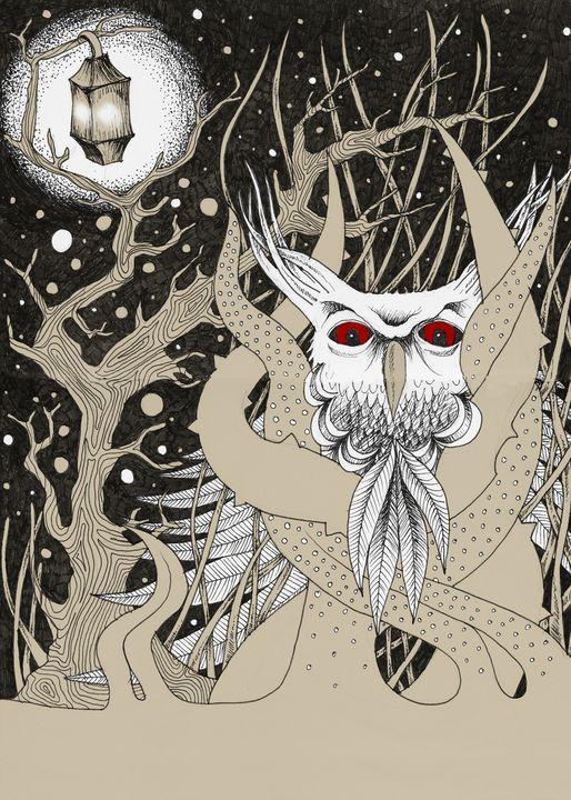 Owl - Adelacreative