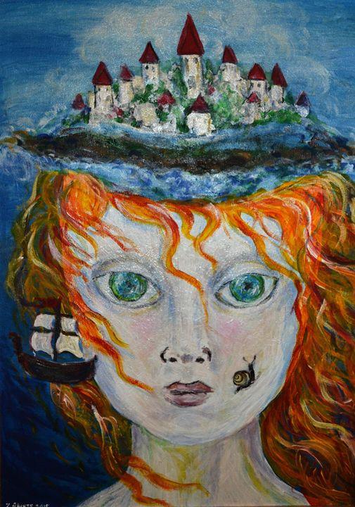 """""""Dream"""" - Akunts Gallery"""