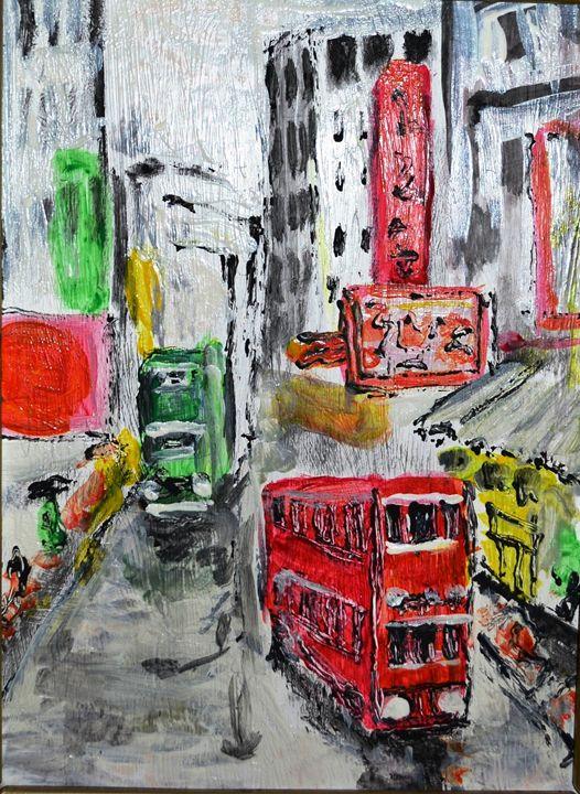 """""""London"""" - Akunts Gallery"""