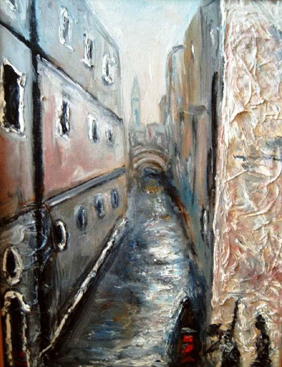 """Venice"" - Akunts Gallery"
