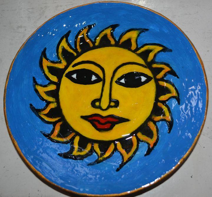 """""""Celestial Sun"""" - Akunts Gallery"""
