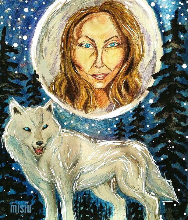 White wolf - Mark45xxx