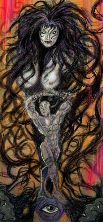 Adam and the dark sisters - Mark45xxx