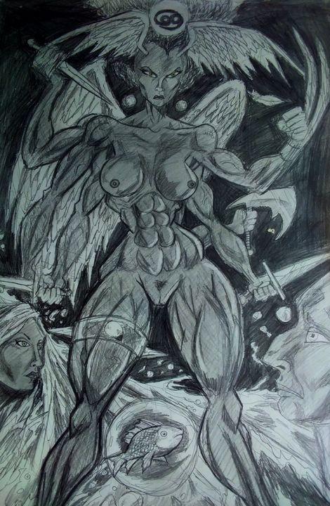 Dark Angel - Mark45xxx