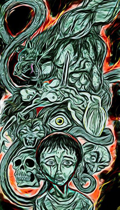 Bad dream #2 - Mark45xxx
