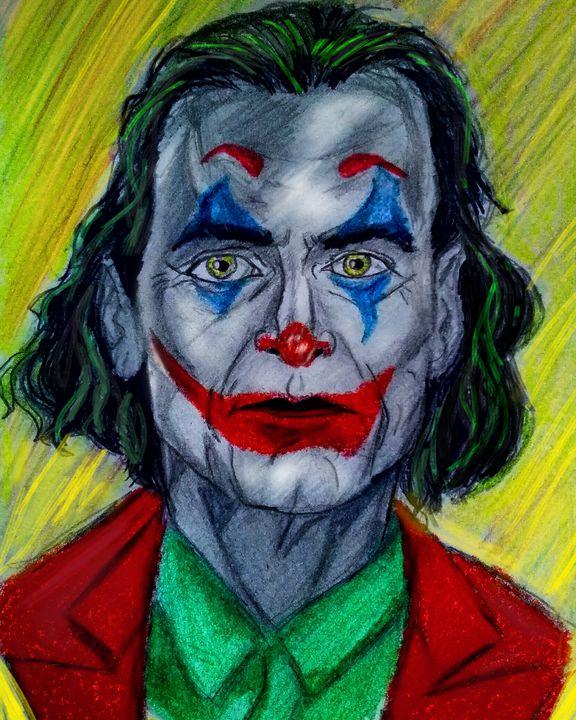 Just a joker - Mark45xxx