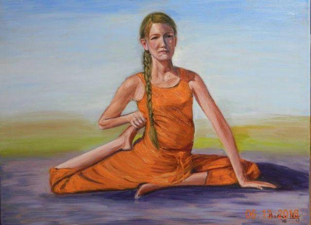 Yoga - Madhuri Nag
