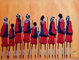24x39 Acrylic on Canvas