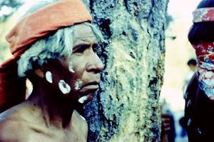 An Old Indian Tarahumara