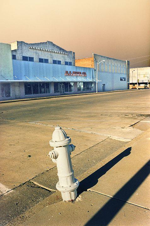 Vernon, Texas - Quentin Haslam