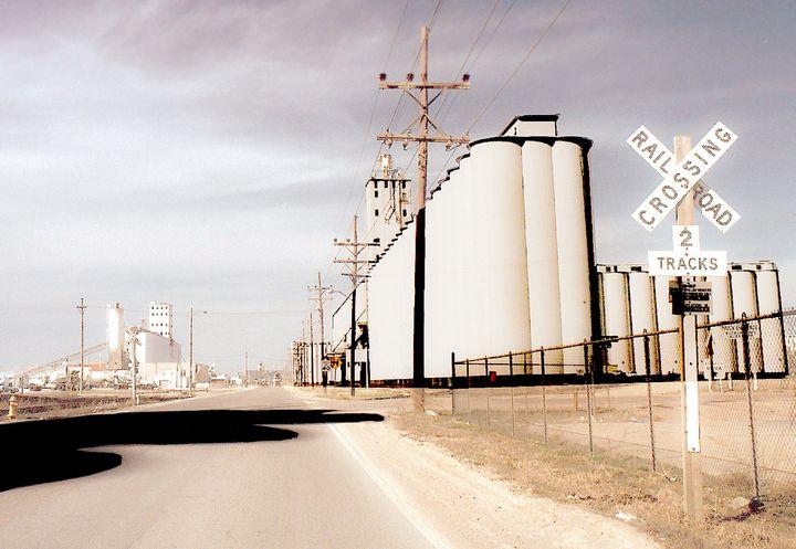 Hutchinson, Kansas - Quentin Haslam