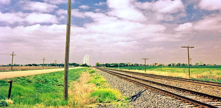 Plains/Liberal, Kansas - Quentin Haslam