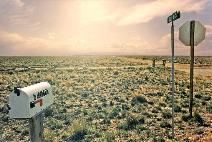 east of Alamosa, Colorado - Quentin Haslam